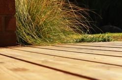 Cedar Deck Design & Build