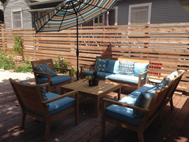 Outdoor Furniture, Exterior Designer San Diego