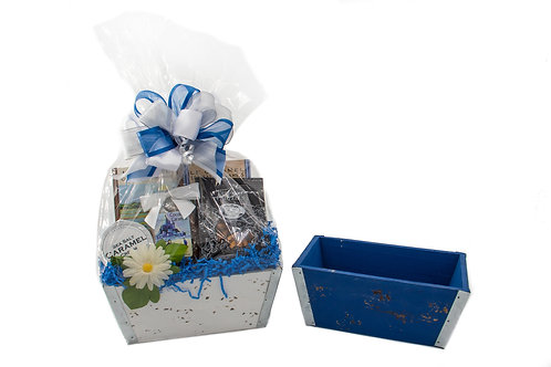 Winter Gift Box (blue or white)