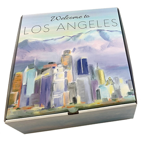 Welcome to Los Angeles Gift Box (Large)