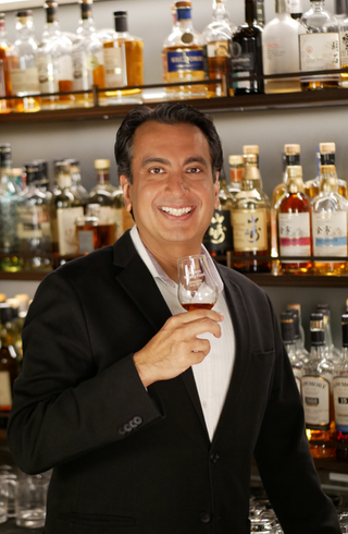 Whiskey company launch press release portraits