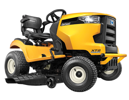 Now stocking Cub Cadet!