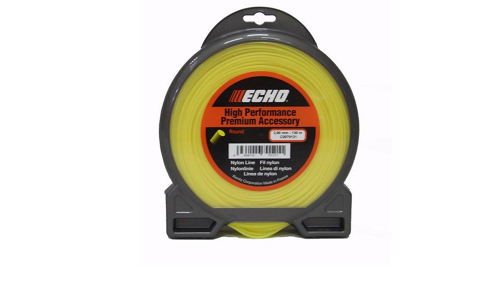 Echo Trimmer Round Line 2.4mm 15m