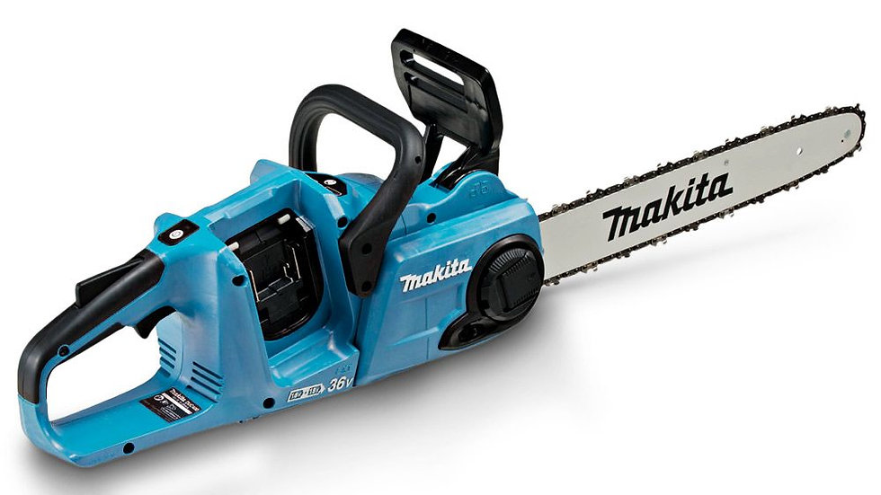 Makita Chainsaw - DUC400 36V Li-ion Cordless Brushless 400mm