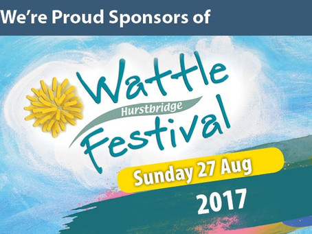 Hurstbridge Wattle Festival