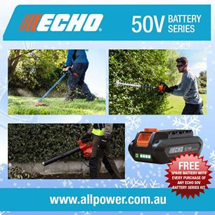Echo Battery Power Series