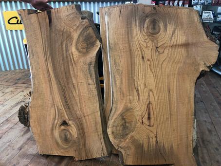 Cedar Slabs for sale