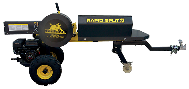 Come in and see us at the store on Saturday 22nd July to see the Bullmax kinetic log splitter in action!  From 11am.