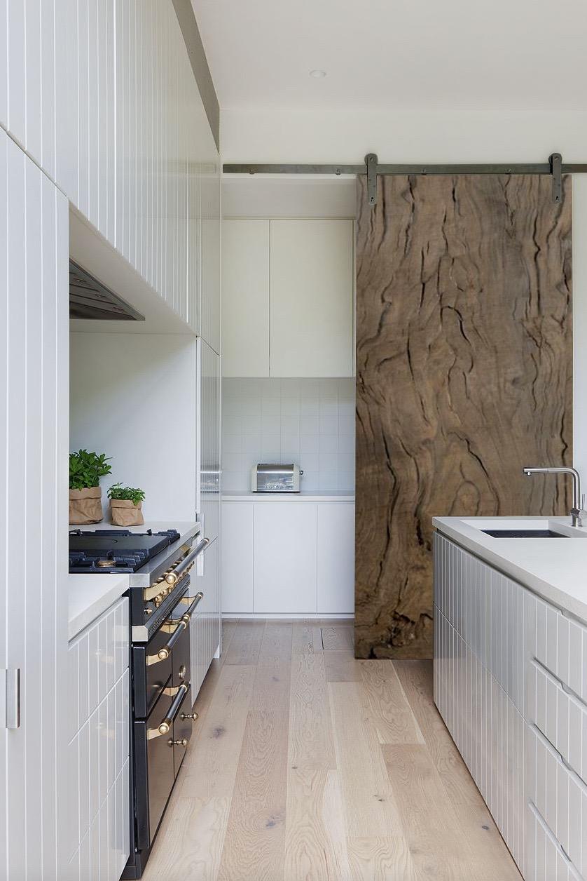Bog Oak door