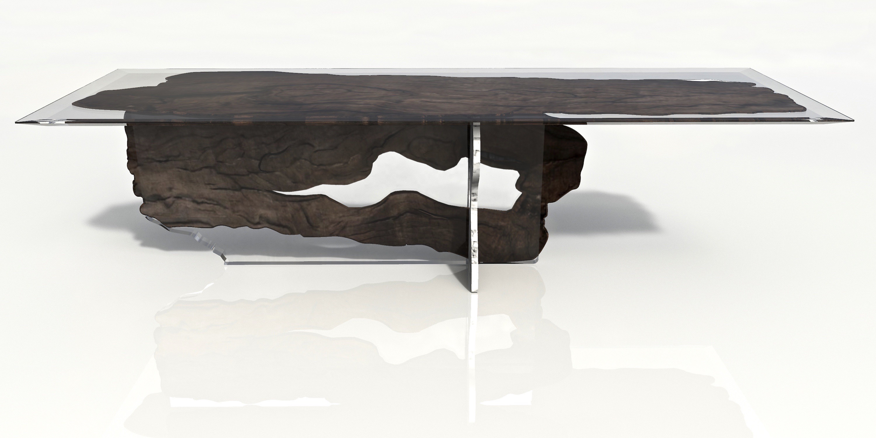 Bog Oak Table 3