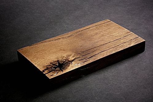 Bog Oak serving boards