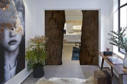 Bog Oak Doors