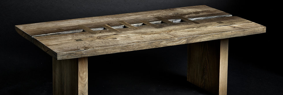Bog Oak Coffee Table