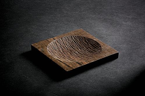 Bog Oak platter