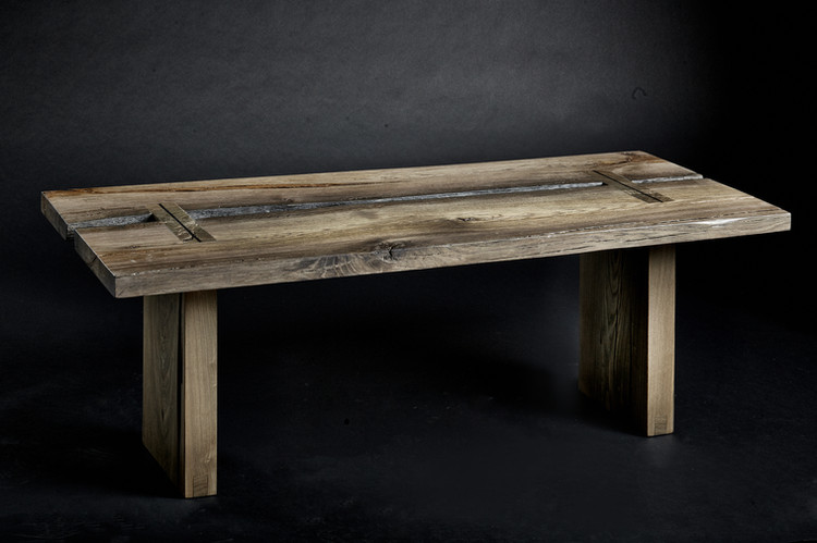 Bog Oak Table