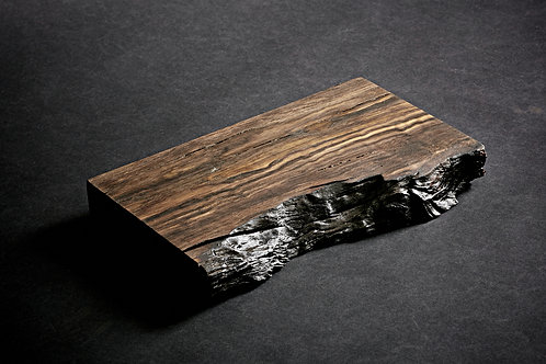 Bog Oak serving boards