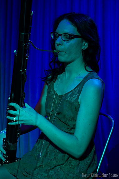kristilyn woods, bassoon, dry river yacht club, devon adams, bassoon lessons phoenix