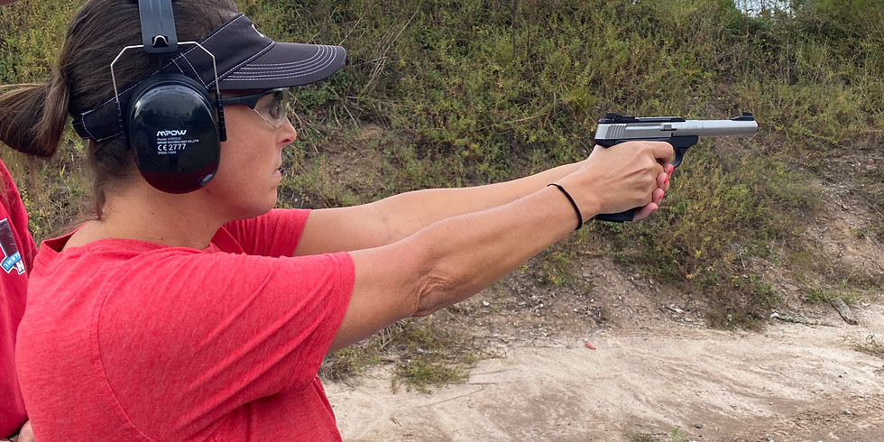 NRA Basics of Pistol Shooting  4/2