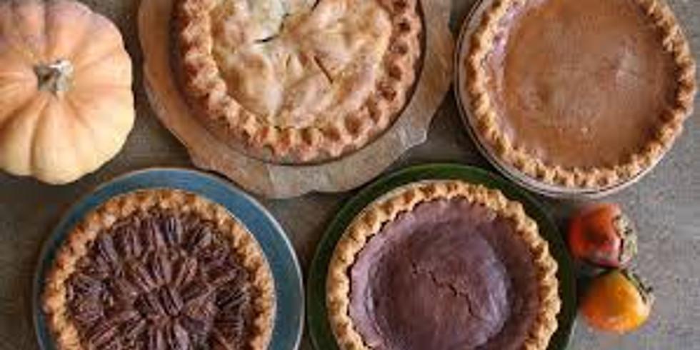 Thanksgiving Pie Shoot