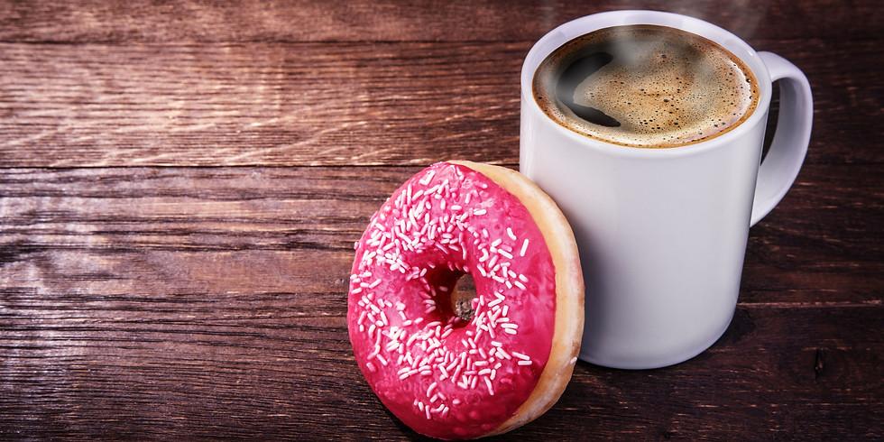 B & B (Breakfast & Bullets) Coffee & Donuts
