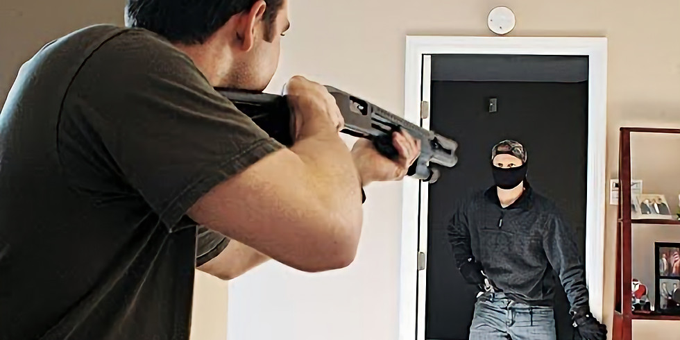 NRA Personal Protection Inside the Home 3/6 & 3/7