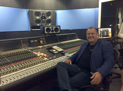 Ric Holland at the new Studios 301 for Tom  Misner's launch party. Extreme Digital Ventures