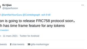 FRC758 New Token Format?
