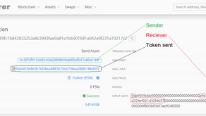 How to track Chainge txs and LP-tokens, and how to move Chainge LP-tokens to your ledger.