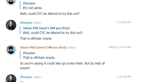 Is there any type of contract AnySwap can't bridge, like Cross-chain elastics?
