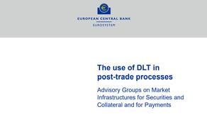 ECB report update and general update!