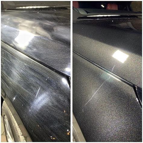 Range Rover Polished