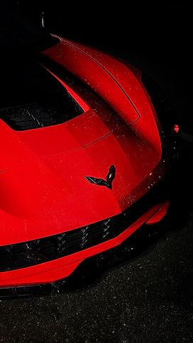 Detailed Corvette C7