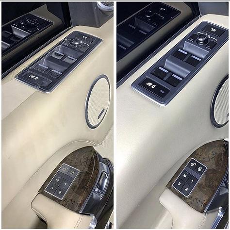 Range Rover Interior Door