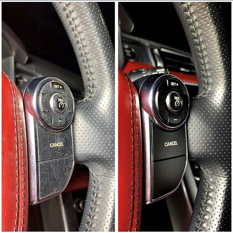 Range Rover Buttons