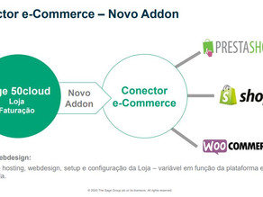 Conector e-Commerce 'addon' para Sage 50cloud Loja