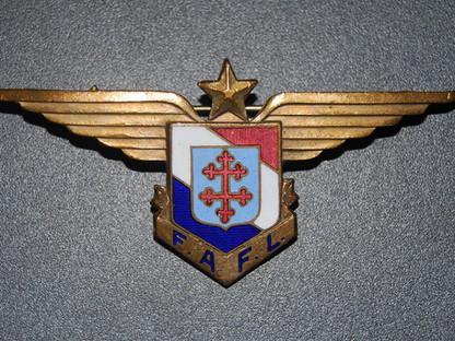 1940 - 1945 : Les forces aériennes françaises libres et combattantes