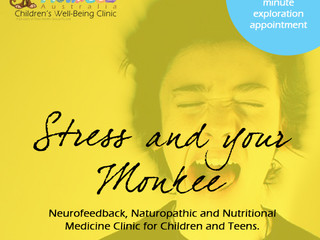 Stress And Your Monkee