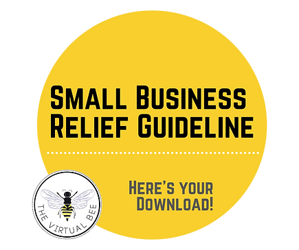 DOWNLOAD your Small Business Relief Guid