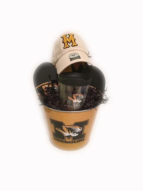 Mizzou Gift Bucket