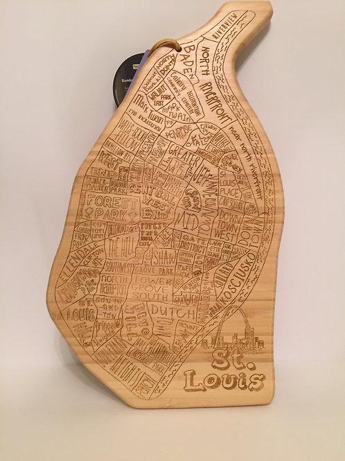 ST LOUIS CUTBOARD