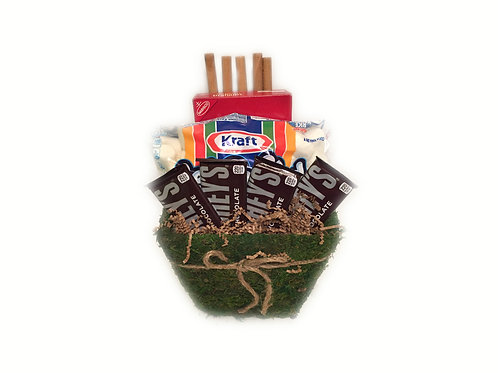 S'Mores Gift Set-Moss