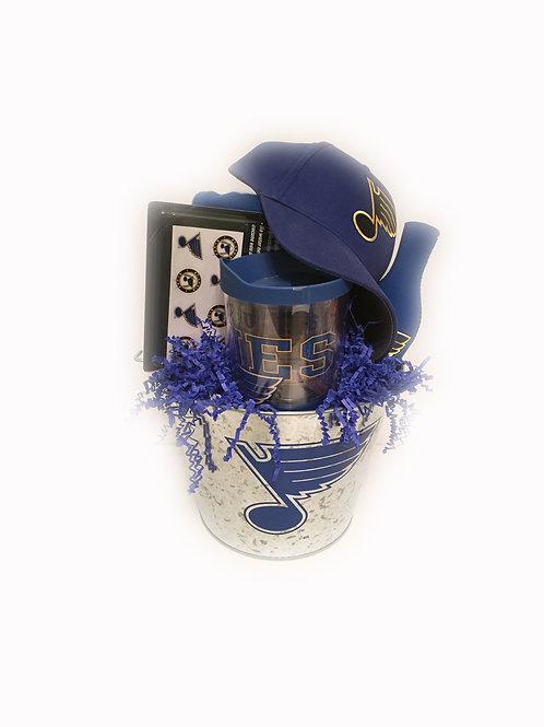 Saint Louis Blues Bucket