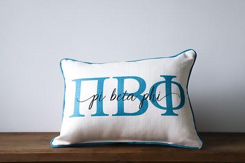 Sorority Pillows
