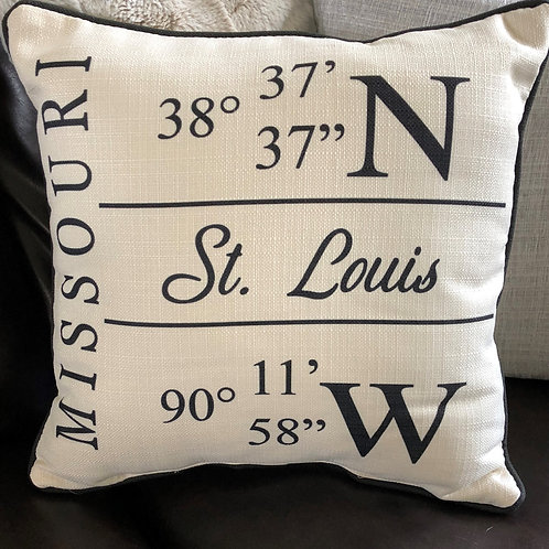 Location Pillows
