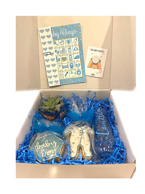 Zoom Baby/Bridal Shower Boxes