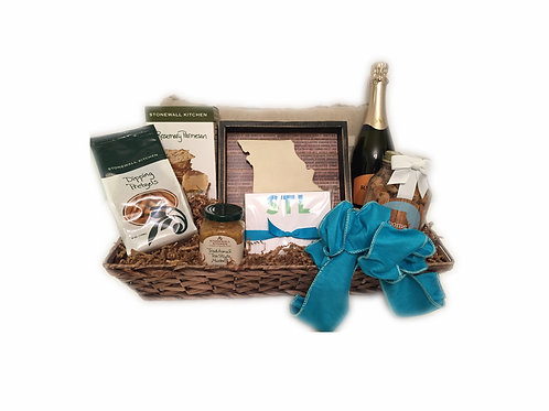 STL Welcome Basket-Large