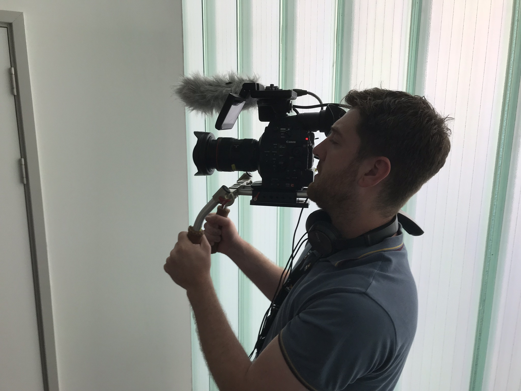 C300 training for Kyle