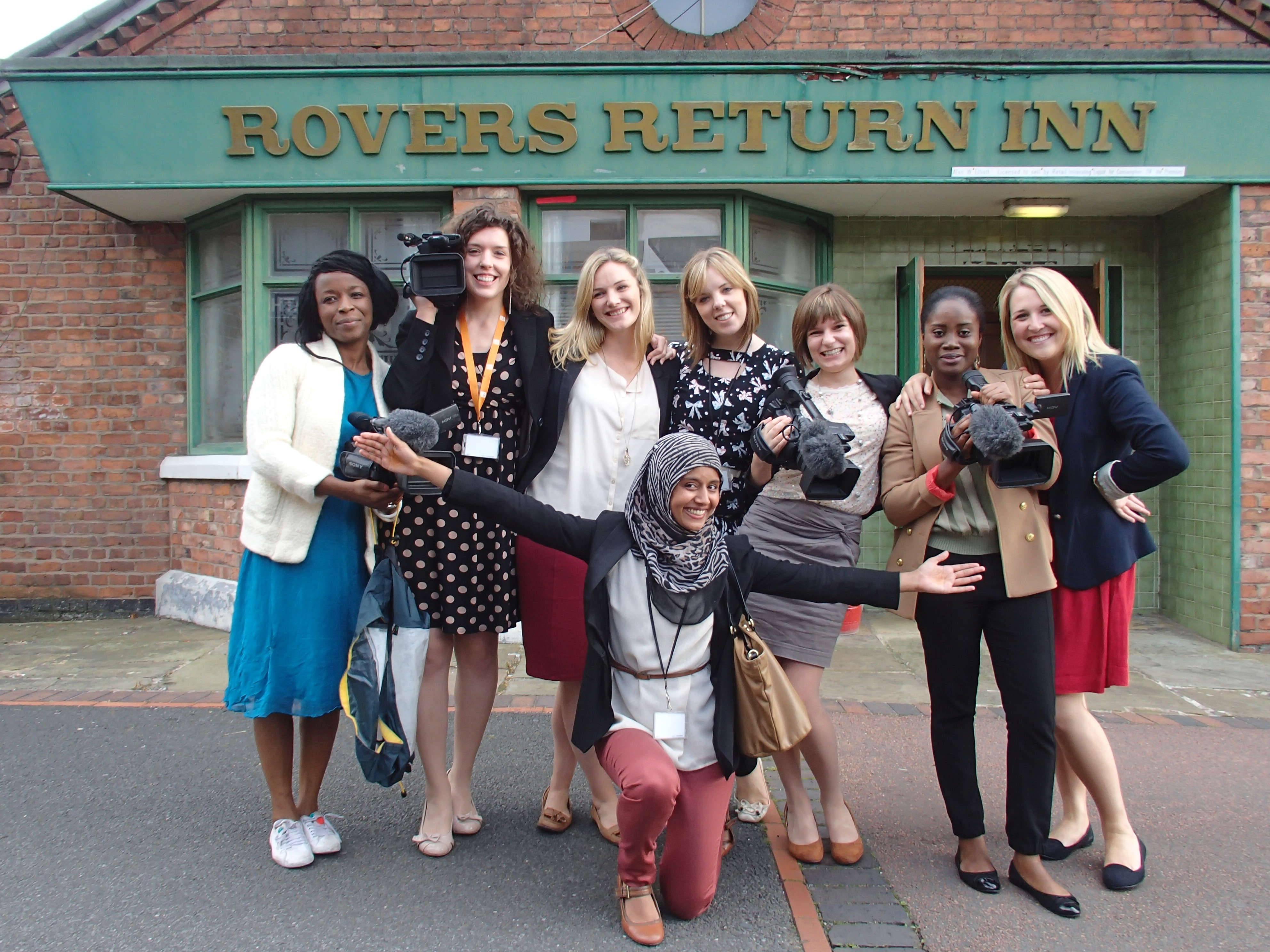 ITV News Trainees