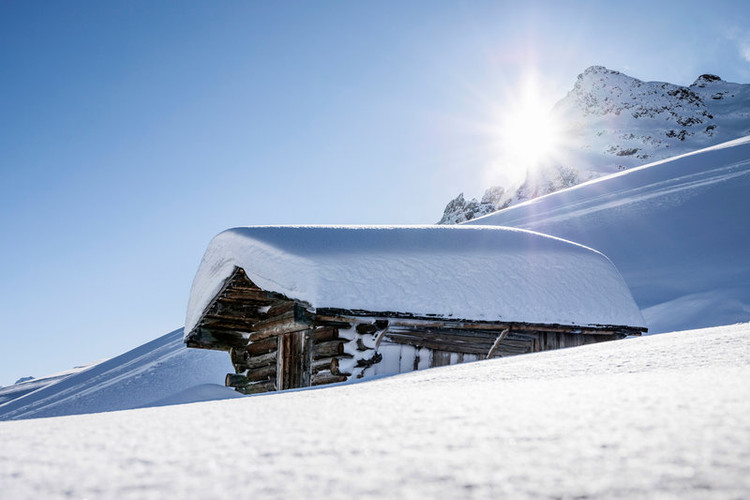 Winterlandschaft Gargellen (c) Andreas H