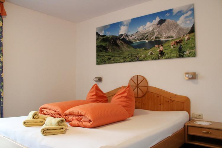 Schlafzimmer Piz Buin